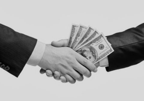 California law  sets forth felony punishment to those who bribe or offer to a bribe a law maker.